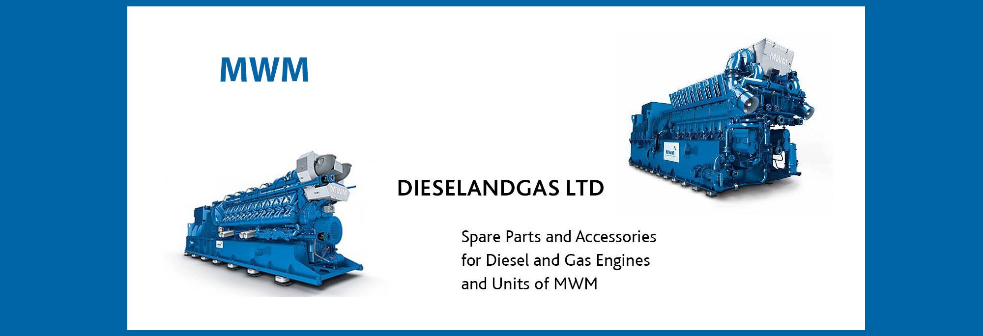 MWM - Dieselandgas